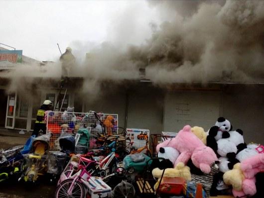 ГСЧС: ссамого начала 2018-ого впожарах погибли 311 украинцев